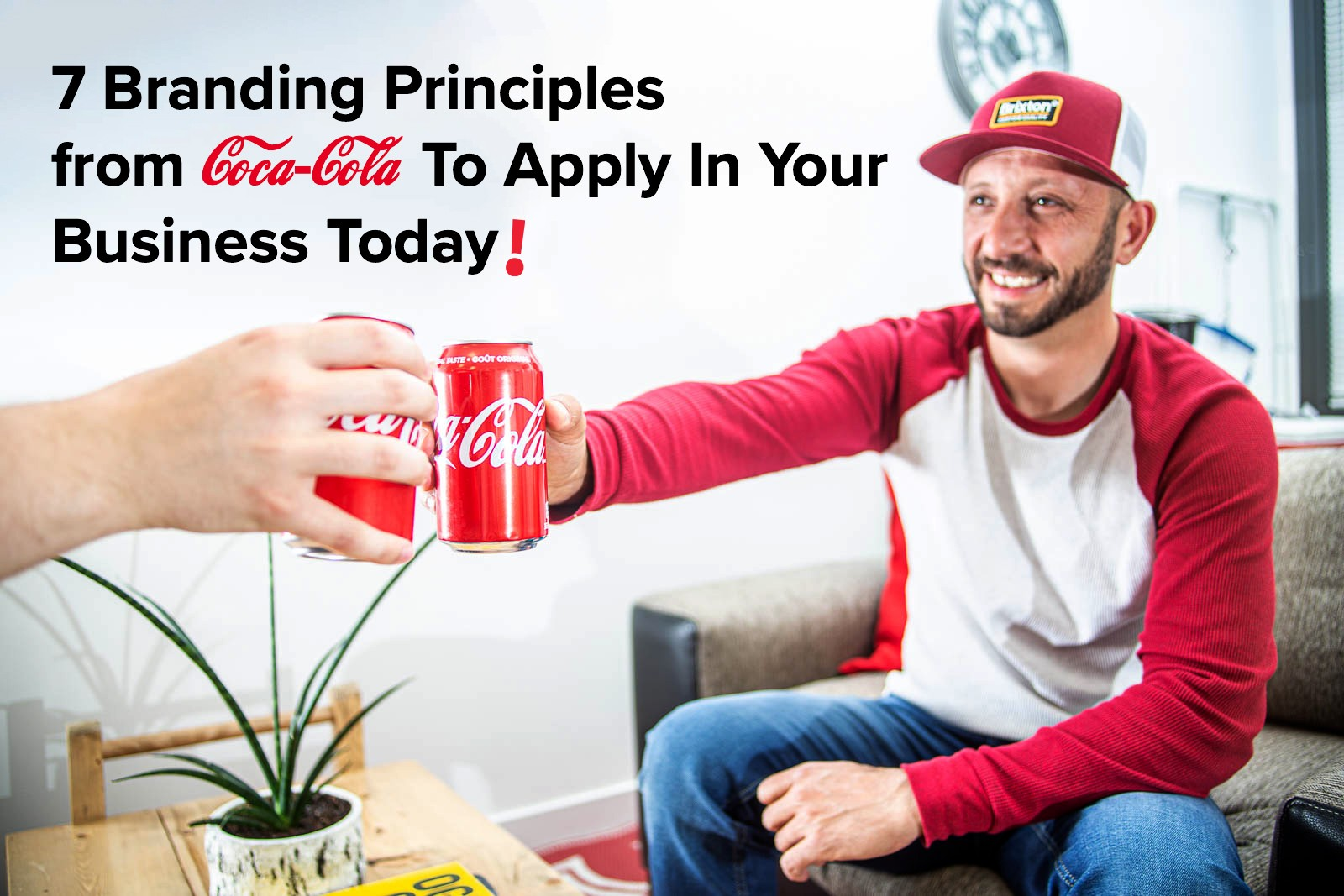Branding Principles from Coca Cola